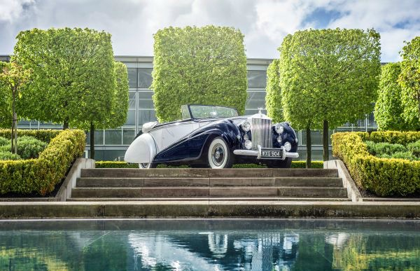 Rolls-Royce Dawn is the expected to launch during the first quarter of 2016.