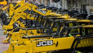 JCB machines
