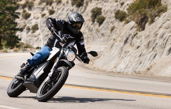 The 2015 Zero DS Electric Motorcycle - image courtesy of Zero Motorcycles