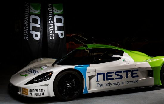 The Neste Across the USA drive will start on Sunday the 21st of June - image courtesy of Neste.