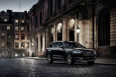 The all-new Volvo XC90-57802
