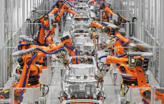 Advanced automation systems provider HepcoAutomation and worldwide robot manufacturer KUKA announced a partnership - image courtesy of HepcoAutomation.