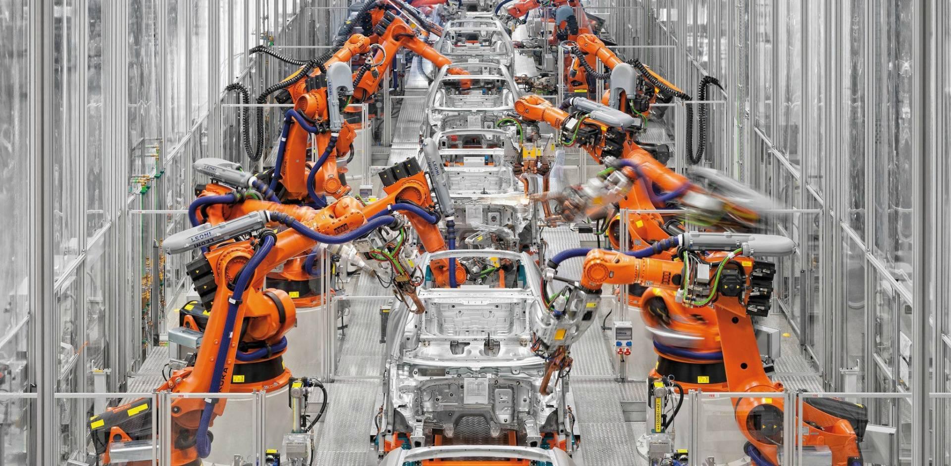 Automotive Robotics