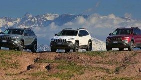 Within just 18 months, it is expected that new production faciolities will increase Jeep's manufacturing capacity by as much as 590,000 units - image courtesy of Jeep.