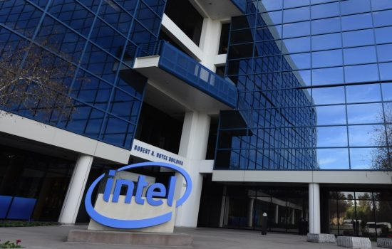 Intel's HQ in Santa Clara. Image courtesy of Intel.