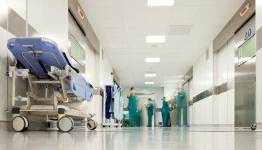 Superbugs Hospital corridor Healthcare Innovation