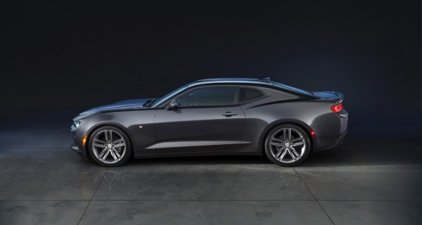 Chevrolet introduced the all-new 2016 Camaro on May 16, 2015. For the first time in the car's history, it is offered with a turbocharged engine – a new 2.0L turbo producing  270hp and delivering an estimated 30mpg - image courtesy of Chevrolet.