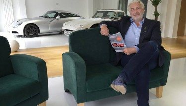 Les Edgar, Chairman of TVR