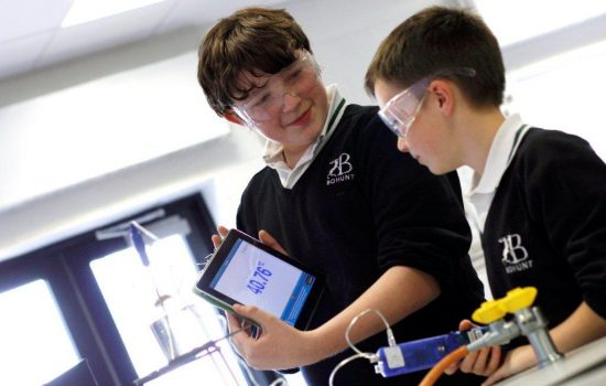 The Bohunt Education Trust seeks to create the pipeline that leads to the UK creating more world-class STEM professionals.