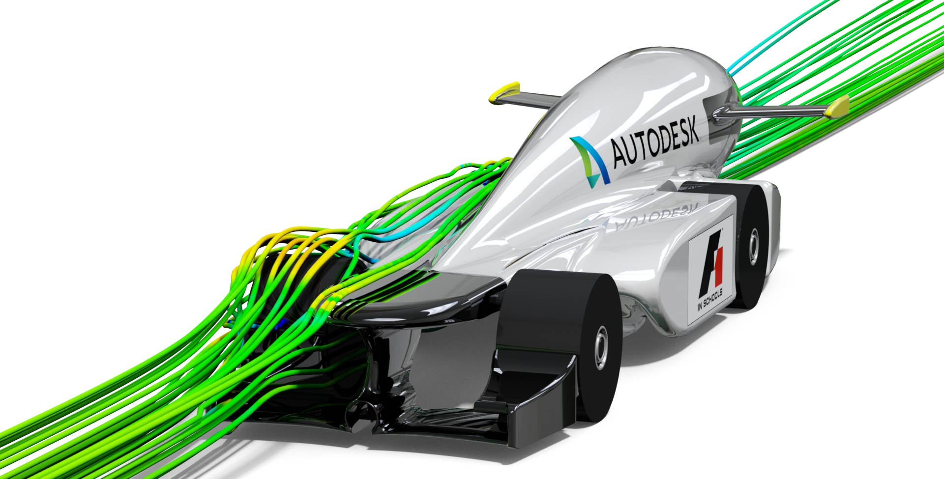 "3D modelling software is the ""backbone of F1 in Schools"""
