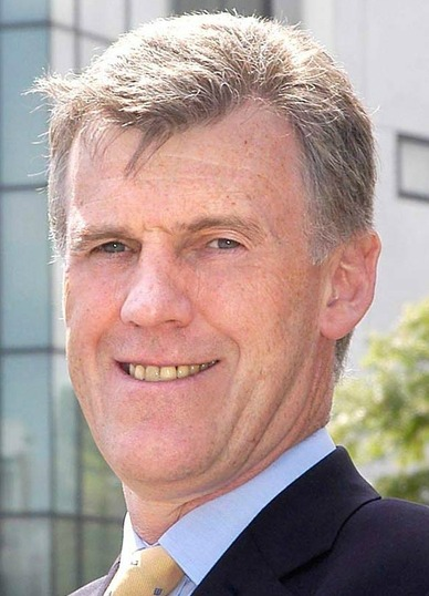 Professor Philip Nelson, chief executive, EPSRC