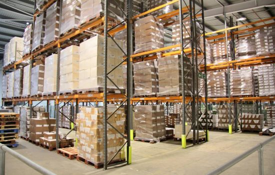 New Primebake handles 3,800 pallets and picks 280,000 cases weekly.