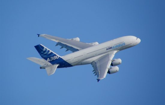 Airbus jet sales may be somewhat impacted by an SFO investigation. Image courtesy of Wikipedia Commons.