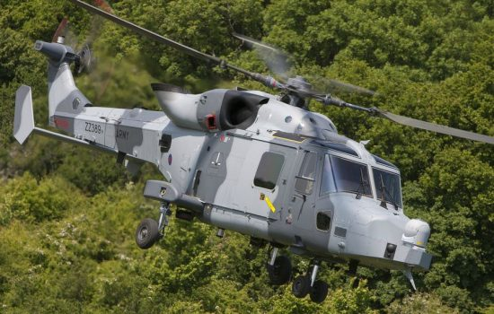 AW159 - The latest generation helicopter for maritime and utility missions.
