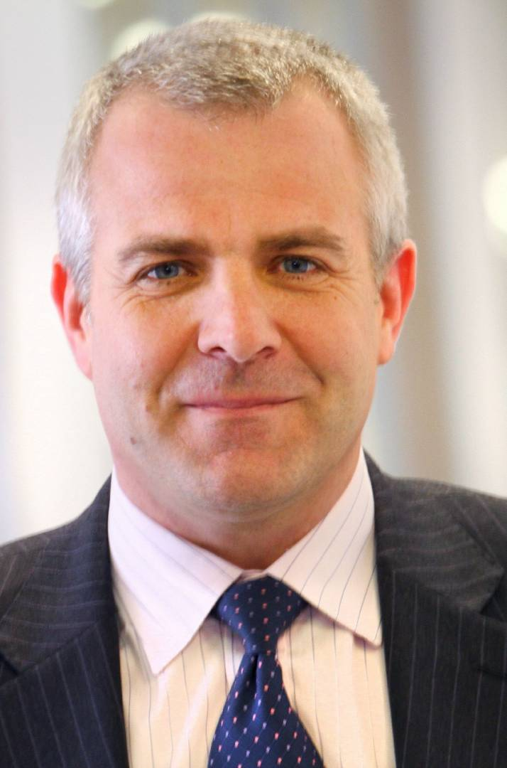 Mike Ord, managing director, BAE Systems Naval Ships