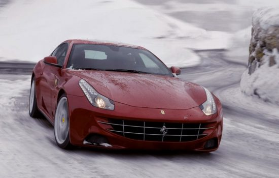 More than 2000 Ferrari cars have been recalled due to air bag issues. Image courtesy of Ferrari.