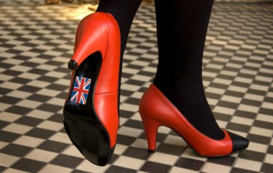 Yull Shoes range of high heeled women's shoes which sell in Europe, the US, Asia and Far East.