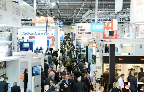 Defence and Security Equipment International 2014
