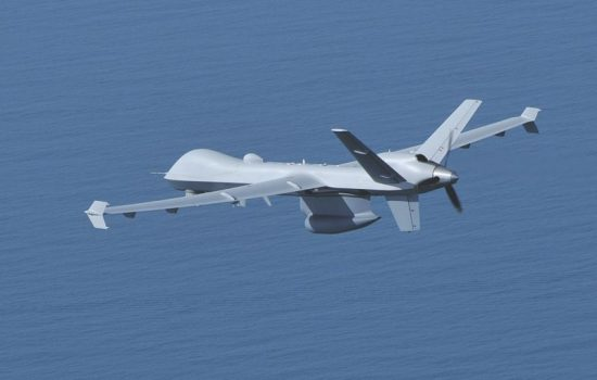 Fears have been raised that armed UAVs could eventually become autonomous. Image courtesy of Wikipedia Commons.