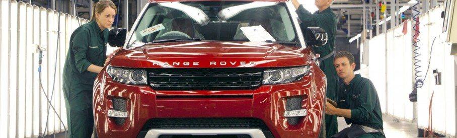 Jaguar Land Rover JLR