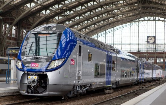 A new SNCF Regio 2F train. Image courtesy of Bombardier.