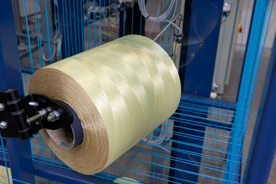 Cygnet Texkimp will use the cash to develop six new pieces of technology for the technical fibre market