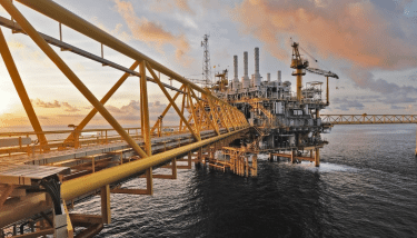 Robotics UK Oil and Gas Off Shore Oil Rig Platform