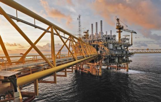 Robotics UK Oil and Gas Off Shore Oil Rig Platform