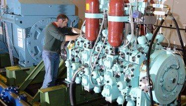 Artemis Digital Displacement® H210 motor