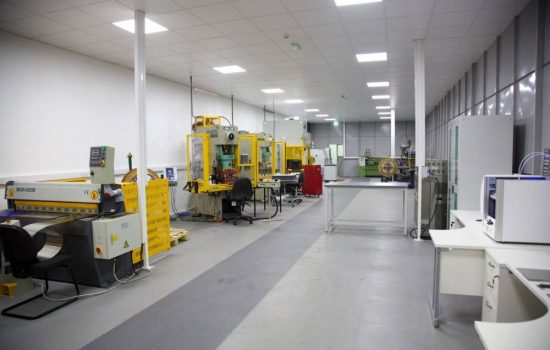 Brandauer's new £250,000 Special Product Division (SPD).