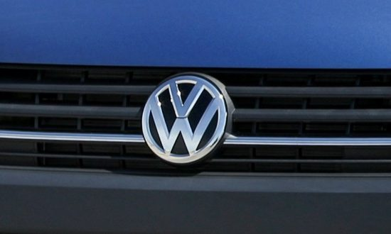 Volkswagen Hood Badge