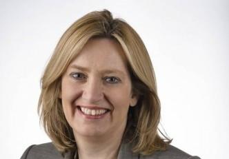 Energy secretary, Amber Rudd.