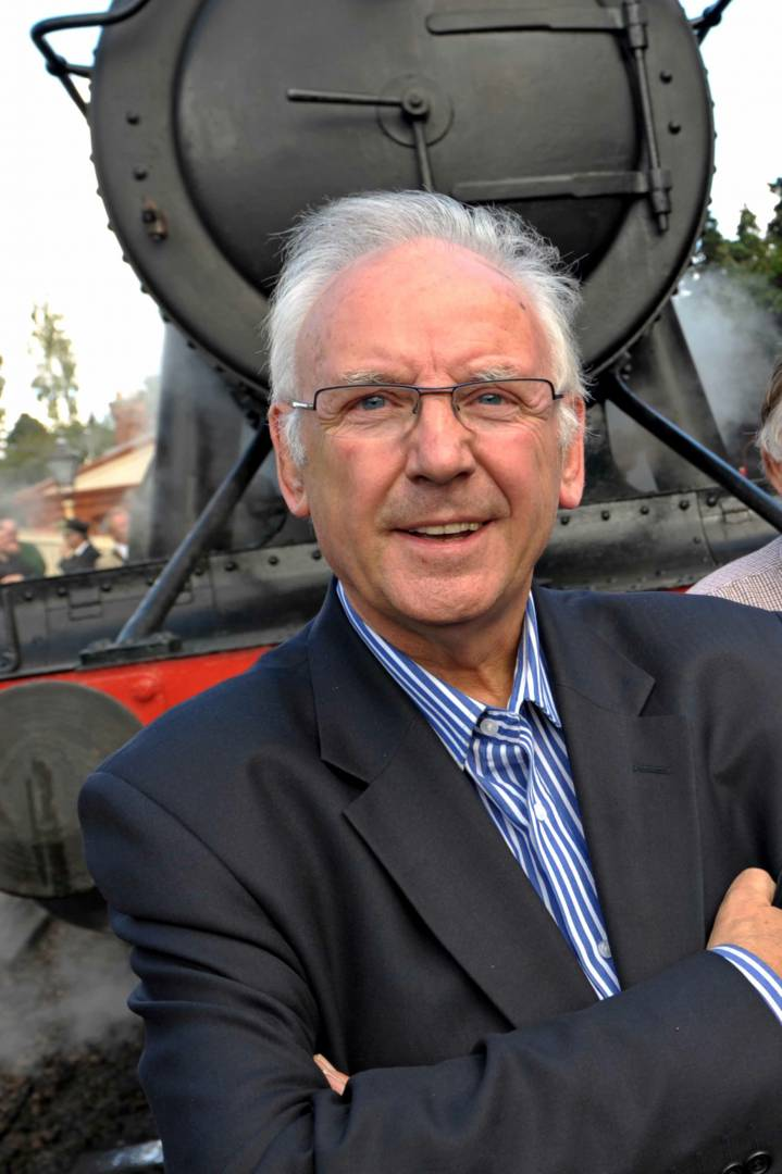 Pete Waterman and an Old Friend