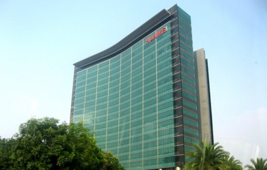 Large Chinese companies such as Huawei and Foxconn are moving manufacturing to India. Image courtesy of Wikipedia Commons