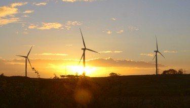 GE's Little Raith Wind Farm in Fife, Scotland - Testing