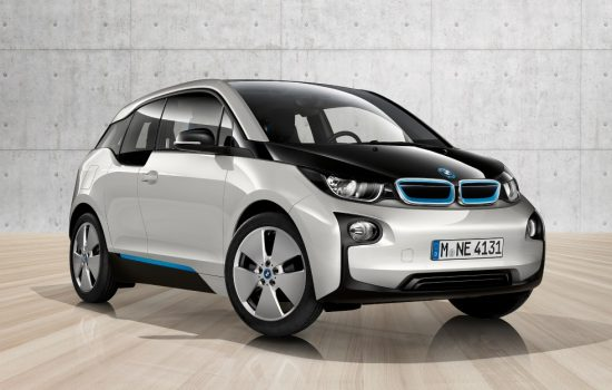 Apple reportedly visited the factory of the BMW i3 EV (pictured). Image courtesy of BMW.
