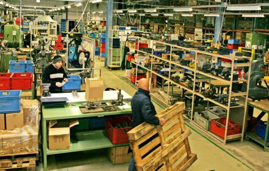 Brompton Bicycles' West London Factory