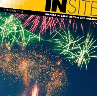 Oyster Studios Liebherr Internal Newsletter