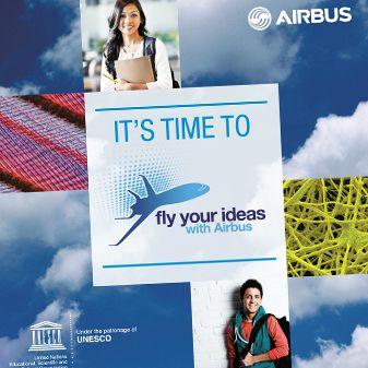 Oyster Studios Airbus Brochure