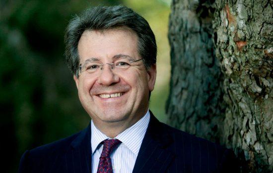 Mark Elborne, UK&I CEO, GE.