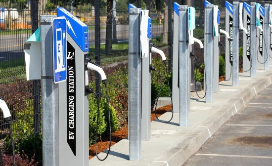 The Telefonix PowerPost electric vehicle charging station product line is focused on low current solutions for commercial parking lots or garages where cars are parked for two or more hours.