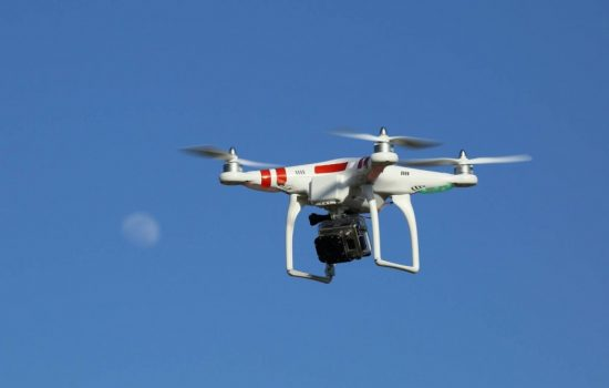 Cheap consumer drones have caused security concerns in recent months. Image courtest of Flickr Don McCullough