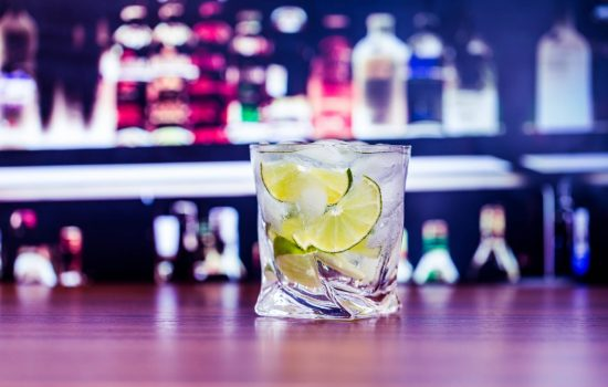 A gin and tonic drink - image courtesy of DFC. Kingsley Beverages to establish new British base