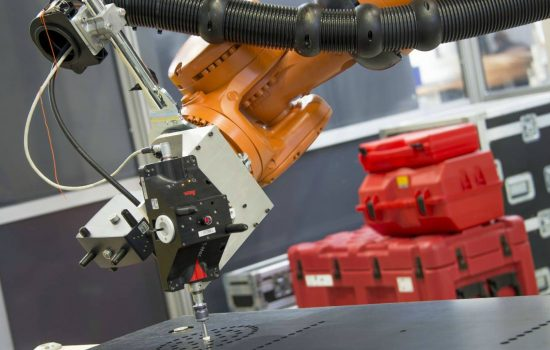 World first in robot technology for MTC - MARA Project