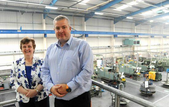 Barton Coldform machinery investment