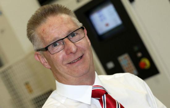 Steve Gaston, business development manager, Midlands Assembly Network.
