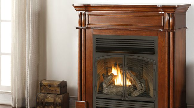 Factory Buys Direct offers a line of highly efficient natural gas log sets.