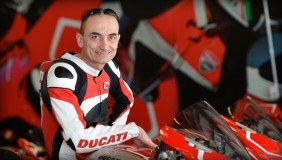 Claudio Domenicali, CEO Ducati Motor Holding - image courtesy of Ducati.