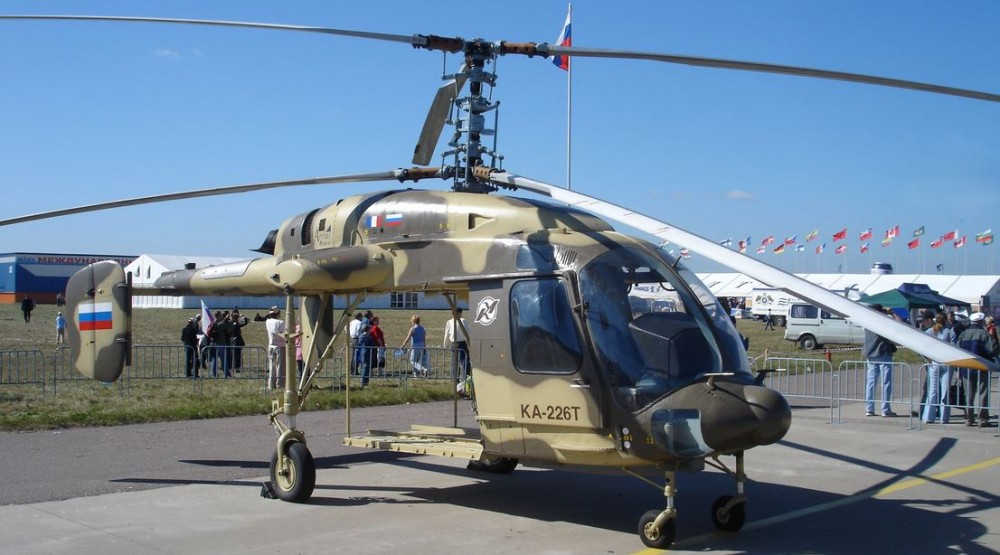 Russian defence against drone swarms - Page 9 A-Russian-Kamov-Ka-226-helicopter.-Image-courtesy-of-Wikipedia-Commons.-e1440887605437