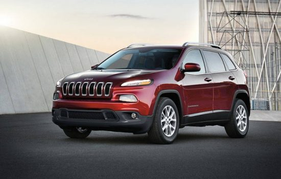 US automakers are forming an alliance due to incidents like a Jeep Cherokee being hacked by researchers. Image courtesy of Jeep